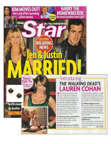 별, 스타 Magazine