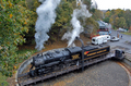 Steam Engine Train in Maryland