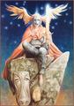 Stewardship [the Runes of Elfland] - brian-froud photo
