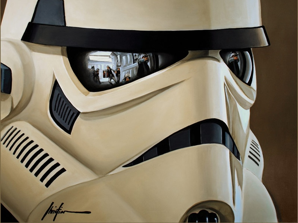 stormtrooper wallpaper star wars - photo #25