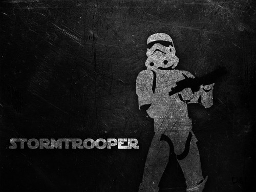 stella, stella, star Wars wallpaper containing a sign called Stormtrooper wallpaper