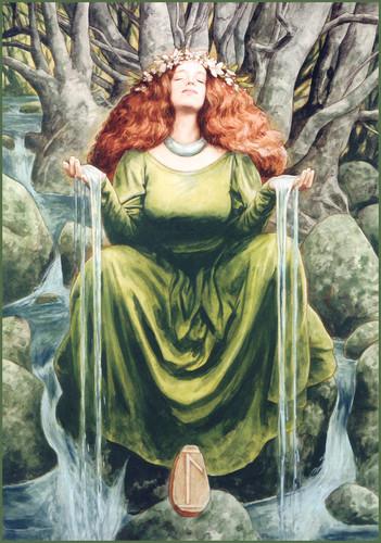 Sustenance [the Runes of Elfland]