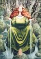 Sustenance [the Runes of Elfland] - brian-froud photo