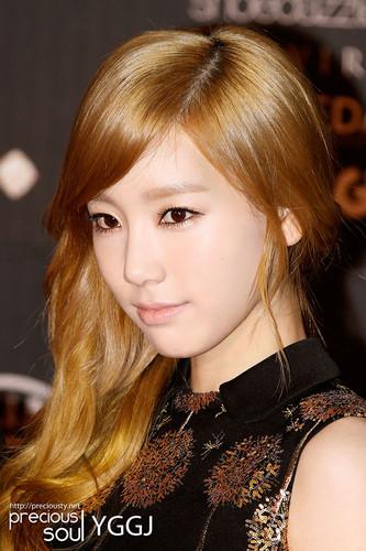 Taeyeon @ Style आइकन Awards
