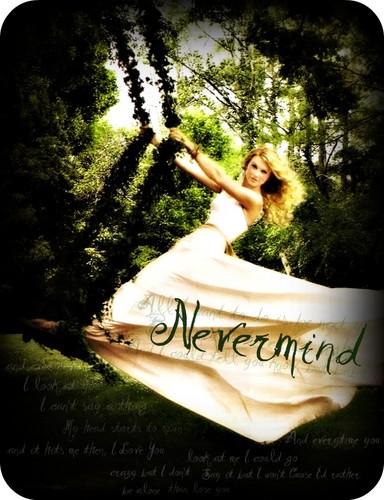 Taylor быстрый, стремительный, свифт Nevermind