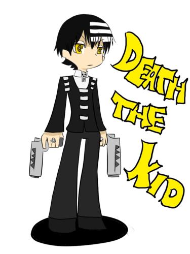 The Face of Perfection: Death The Kid