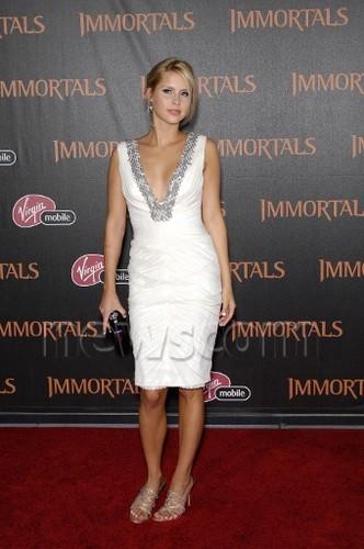 The Vampire Diaries Cast - Immortals Premiere