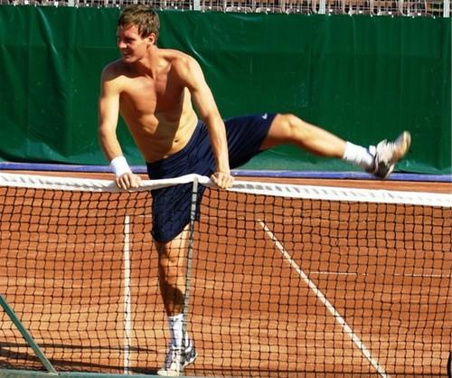 Tomas Berdych so hot