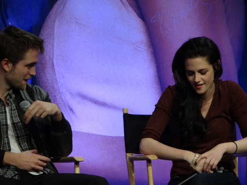 Twi-Con: Breaking Dawn [Nov 5th]