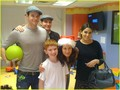 Twilight cast visits Our Lady of the Lake childrens hospital  - twilight-series photo
