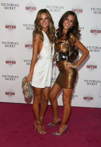 Victoria's Secret Fashion ipakita - After Party