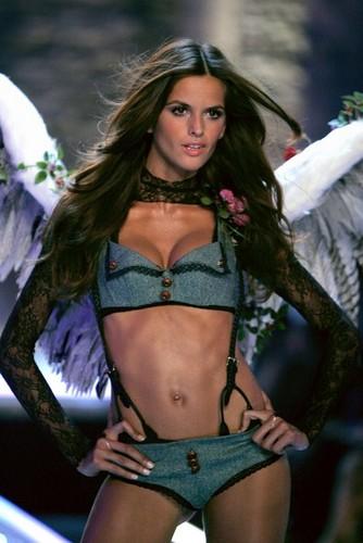 Victoria's Secret Fashion mostrar - pista, pista de aterrizaje
