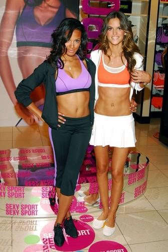 Victoria's Secret Launches Sexy Sport