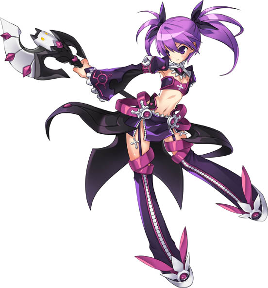 Elsword Void Princess