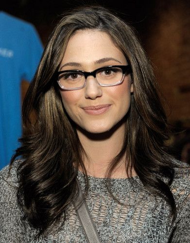 Warby Parker LA Launch - November 1, 2011 - emmy-rossum Photo
