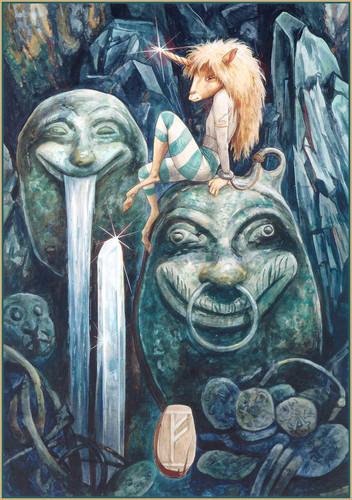 Wealth [the Runes of Elfland]