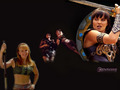 Xena & Gabrielle - xena-and-gabrielle wallpaper