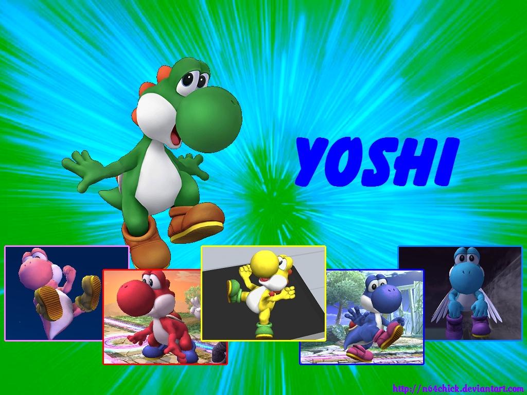 yoshi yoshi wallpaper 26662367 fanpop