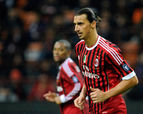 Z. Ibrahimovic (AC Milan - Catania)