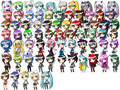 all of us - our-vocaloid-family photo