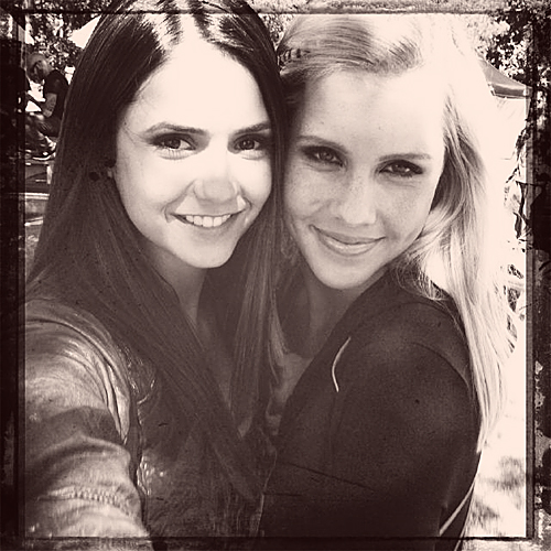 claire holt twitter