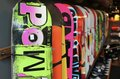 collection of boards
