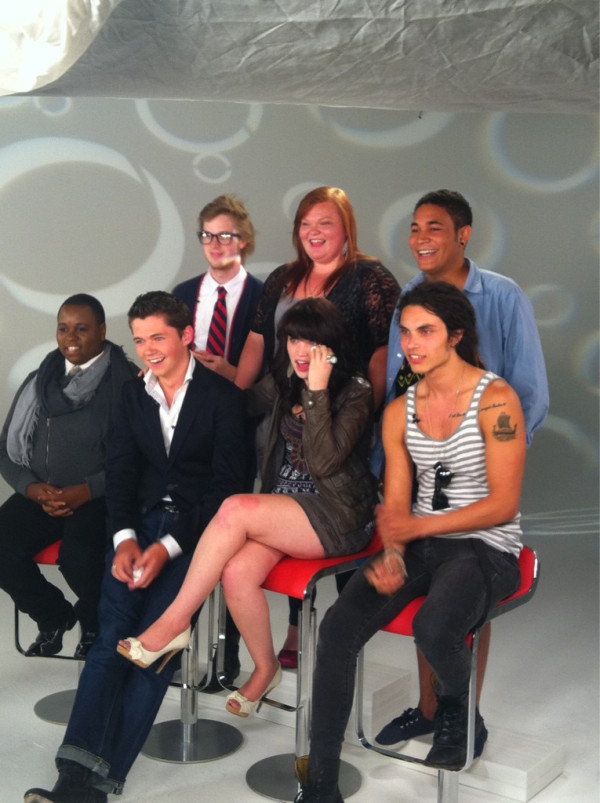 glee project The glee project has been canceled, ew has confirmed the oxygen reality show, which had contestants competing for a role.