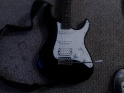 my bad culo yamaha chitarra