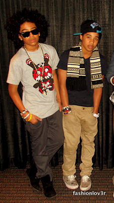 prince and roc