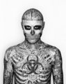 zombie boy lol - tattoos photo