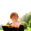 Pride and Prejudice photo probably containing a portrait entitled <3
