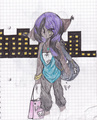 .:City is my playground:. ~ Kakui The Lynx