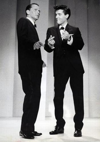 ☆ Elvis & Frank Sinatra