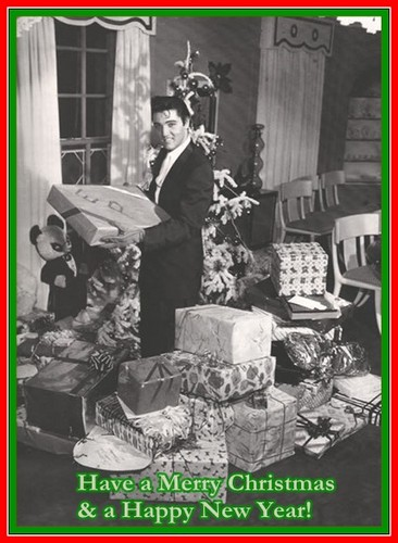 ☆ Elvis ~ Merry Christmas