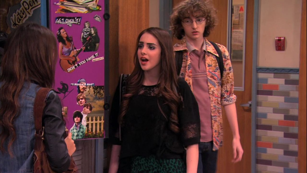 Jade Dumps Beck' - 1x05 - Victorious Image (26765077) - Fanpop Victorious Beck And Cat Kiss
