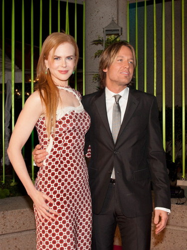 Keith and Nicole at the 59th Annual BMI Country Awards