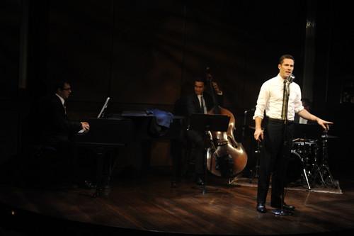 Sam Bendrix at the Bon Soir, Hamburg Studio, City Theatre, Pittsburgh, Pennsylvania, November 12th