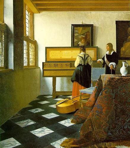 'The موسیقی Teacher'
