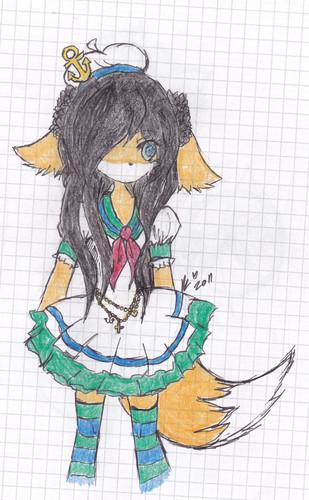 .:Yo, sailor!:. ~ Tokyo The Kitsune (SummerMoon)