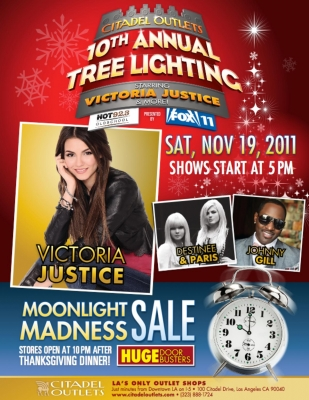 10th Annual pokok Lighting Poster