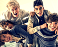 1D = Heartthrobs (Enternal 爱情 4 1D & Always Will) Gotta B U! 爱情 1D Soo Much! 100% Real ♥