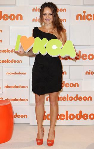 2011 Nickelodeon Kid's Choice Awards