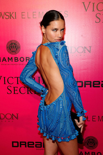 2011 Victoria's Secret Fashion Show - After Party