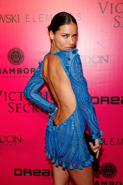 2011 Victoria's Secret Fashion ipakita - After Party