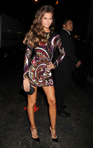 2011 Victoria's Secret Fashion tunjuk - After Party
