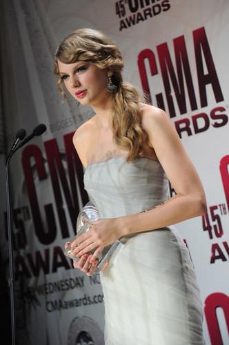 45th Annual CMA Awards