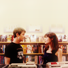 500 Days of Summer photo with an athenaeum and a bookshop titled 500 days of Summer