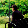500 Days of Summer foto containing a park bench entitled 500 days of Summer