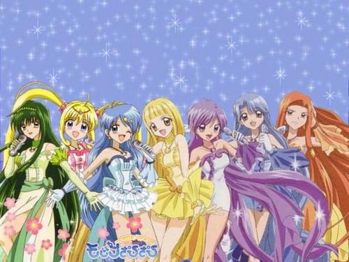 7 sereias