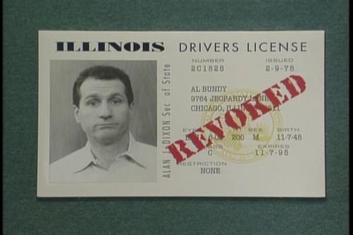 Al's licence
